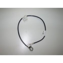 Cable + pour voiture de longueur 50 cm